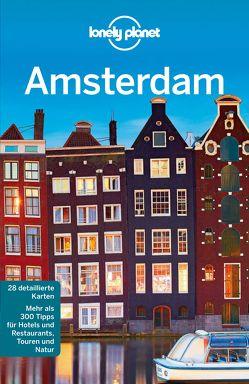 Lonely Planet Reiseführer Amsterdam von Le Nevez,  Catherine, Zimmermann,  Karla