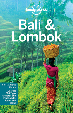 Lonely Planet Reiseführer Bali & Lombok von Skolnick,  Adam, Ver Berkmoes,  Ryan