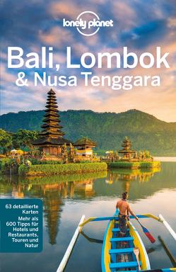 Lonely Planet Reiseführer Bali, Lombok & Nusa Tenggara von Skolnick,  Adam, Ver Berkmoes,  Ryan