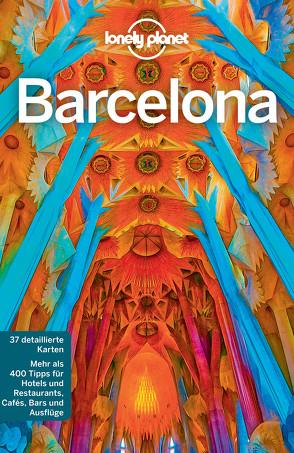 Lonely Planet Reiseführer Barcelona von Kaminski,  Anna, Maric,  Vesna, St. Louis,  Regis