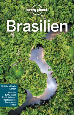 Lonely Planet Reiseführer Brasilien von St. Louis,  Regis