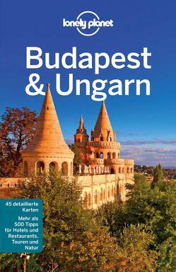 Lonely Planet Reiseführer Budapest von Fallon,  Steve, Schafer,  Sally