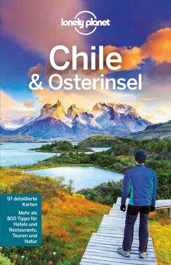 Lonely Planet Reiseführer Chile und Osterinsel von McCarthy,  Carolyn