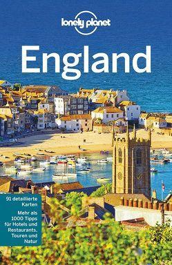 Lonely Planet Reiseführer England von Wilson,  Neil