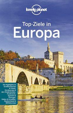 Lonely Planet Reiseführer Entdecke Europa 3 D
