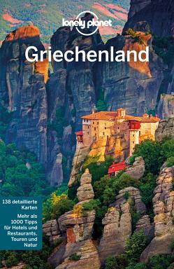 Lonely Planet Reiseführer Griechenland von Miller,  Korina