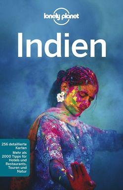 Lonely Planet Reiseführer Indien 7 D von Singh,  Sarina