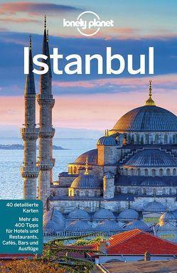 Lonely Planet Reiseführer Istanbul von Maxwell,  Virginia