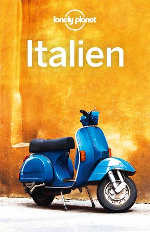 Lonely Planet Reiseführer Italien von Bonetto,  Cristian