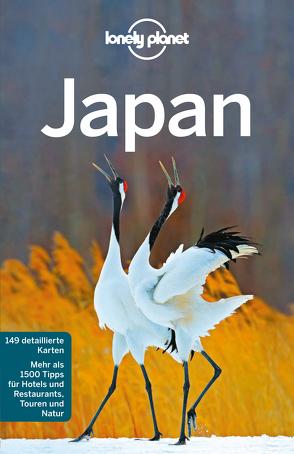 Lonely Planet Reiseführer Japan von Rowthorn,  Chris