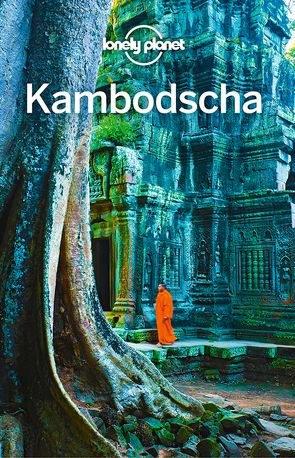 Lonely Planet Reiseführer Kambodscha von Ray,  Nick