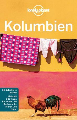 Lonely Planet Reiseführer Kolumbien von Ray,  Nick