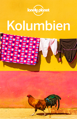 Lonely Planet Reiseführer Kolumbien von Egerton,  Alex, Power,  Mike, Raub,  Kevin