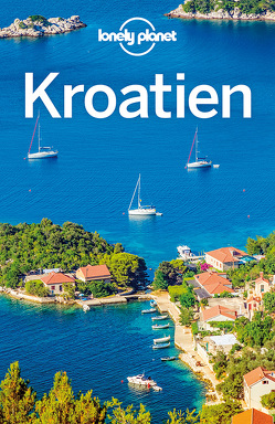 Lonely Planet Reiseführer Kroatien von Maric,  Vesna, Mutic,  Anja