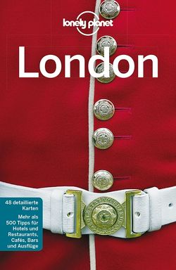 Lonely Planet Reiseführer London von Fallon,  Steve, Filou,  Emilie, Harper,  Damian, Maric,  Vesna