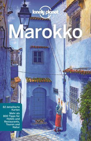 Lonely Planet Reiseführer Marokko von Clammer,  Paul