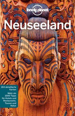 Lonely Planet Reiseführer Neuseeland von Atkinson,  Brett, Bennett,  Sarah, Dragicevich,  Peter, Quintero,  Josephine, Slater,  Lee