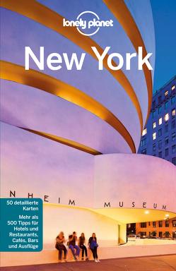 Lonely Planet Reiseführer New York von Bonetto,  Cristian, Miranda,  Carolina A., Presser,  Brandon