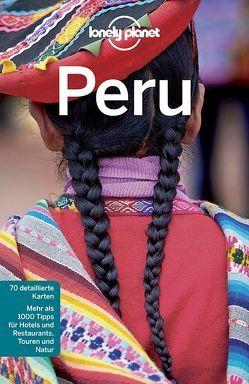 Lonely Planet Reiseführer Peru von McCarthy,  Carolyn