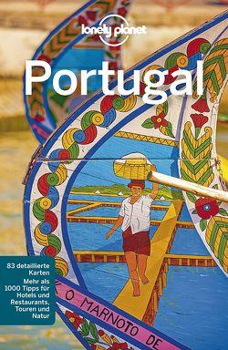Lonely Planet Reiseführer Portugal von St. Louis,  Regis