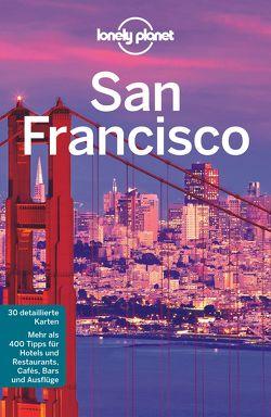 Lonely Planet Reiseführer San Francisco