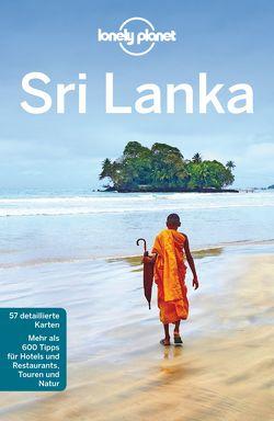 Lonely Planet Reiseführer Sri Lanka von Ver Berkmoes,  Ryan