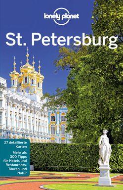 Lonely Planet Reiseführer St. Petersburg von Masters,  Tom, Richmond,  Simon
