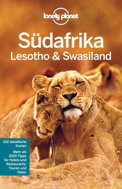 Lonely Planet Reiseführer Südafrika, Lesoto & Swasiland von Bainbridge,  James