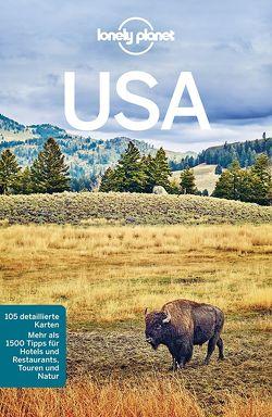 Lonely Planet Reiseführer USA von St. Louis,  Regis