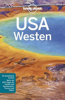 Lonely Planet Reiseführer USA Westen von Balfour,  Amy C.