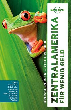 Lonely Planet Reiseführer Zentralamerika für wenig Geld von McCarthy,  Carolyn