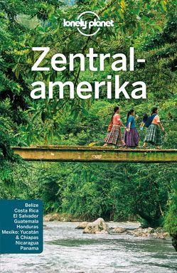 Lonely Planet Reiseführer Zentralamerika von McCarthy,  Carolyn
