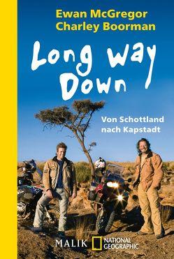 Long Way Down von Boorman,  Charley, Emmert,  Anne, Gulvin,  Jeff, McGregor,  Ewan, Pesch,  Ursula, Topalova,  Violeta
