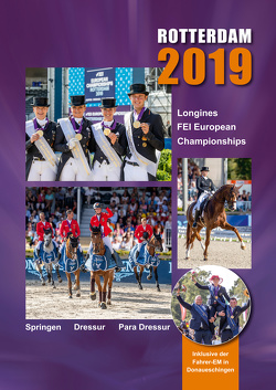 Longines FEI European Championships Rotterdam 2019 von Becker,  Dr. Tanja