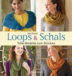 Loops und Schals von Budd,  Ann