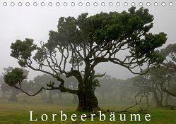 Lorbeerbäume (Tischkalender 2019 DIN A5 quer) von Lielischkies,  Klaus