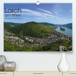 Lorch am Rhein 2021 (Premium, hochwertiger DIN A2 Wandkalender 2021, Kunstdruck in Hochglanz) von Kaltenbach - kalbacho-foto,  Ralf