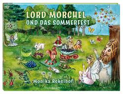 Lord Morchel und das Sommerfest von Rekelhof,  Monika