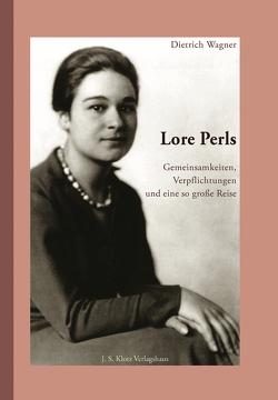Lore Perls von Wagner,  Dietrich