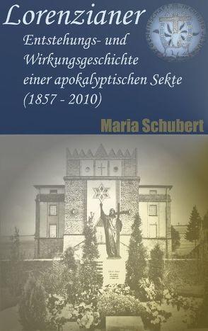 Lorenzianer von Schubert,  Maria