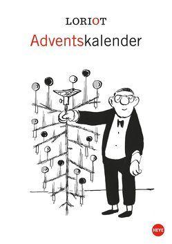 Loriot Adventskalender 2015