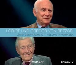 LORIOT und Gregor von Rezzori von Karasek,  Hellmuth, Loriot, Rezzori,  Gregor von