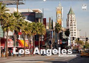 Los Angeles – Kalifornien (Wandkalender 2018 DIN A2 quer) von Schickert,  Peter
