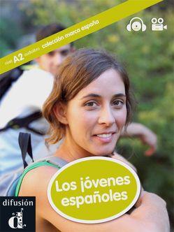 Los jóvenes españoles von Cámara,  Noemí
