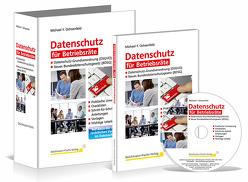 Loseblattwerk mit CD-ROM Datenschutz für Betriebsräte von Ochsenfeld,  Michael F.