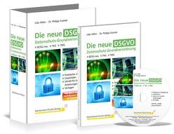 Loseblattwerk mit CD-ROM Die neue DSGVO von Dr. Kramer,  Philipp, Höhn,  Udo