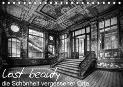 lost beauty (Tischkalender 2018 DIN A5 quer) von Schneider,  Jens