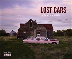 Lost Cars in America 2019 – Foto-Kunst – Wandkalender 52 x 42,5 cm – Spiralbindung von DUMONT Kalenderverlag, Klein,  Dieter
