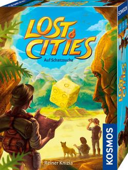 Lost Cities – Auf Schatzsuche
