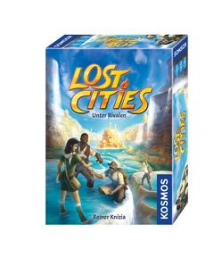 Lost Cities – Unter Rivalen von Knizia,  Reiner